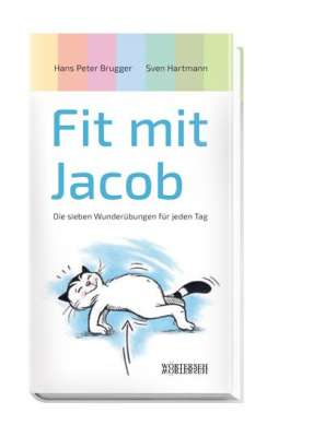 Product image for:Fit mit Jacob - Das neue Buch
