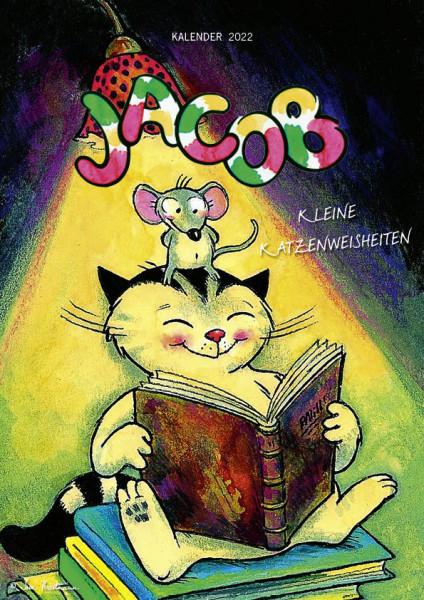 Calendar Kleine Katzenweisheiten 2022