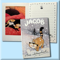 Product image for:Jacob Adress-Booklet